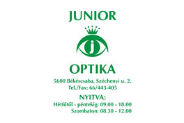 Junior Optika